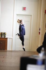 Margot Action Shot
